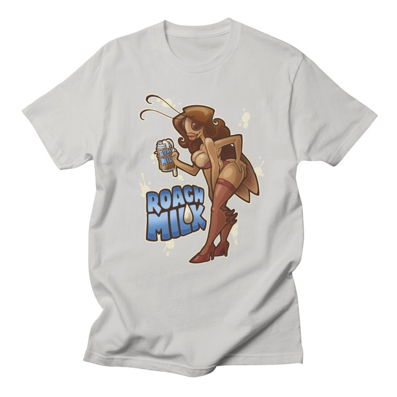 Roach Milk Men's T-shirt by Marty's Artist Shop