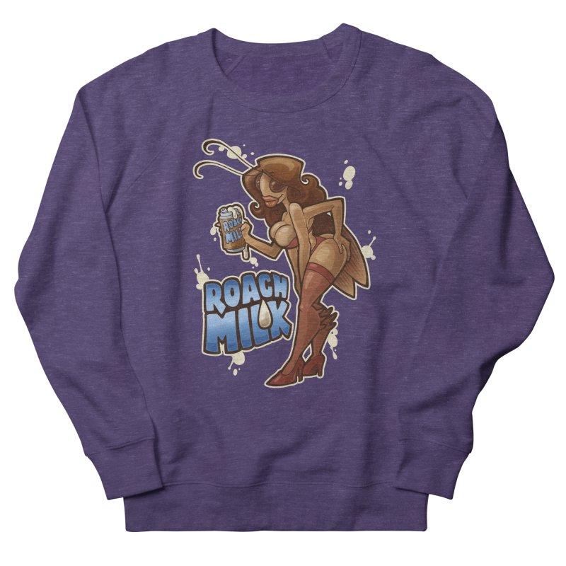 Roach Milk Women's French Terry Sweatshirt by Marty's Artist Shop