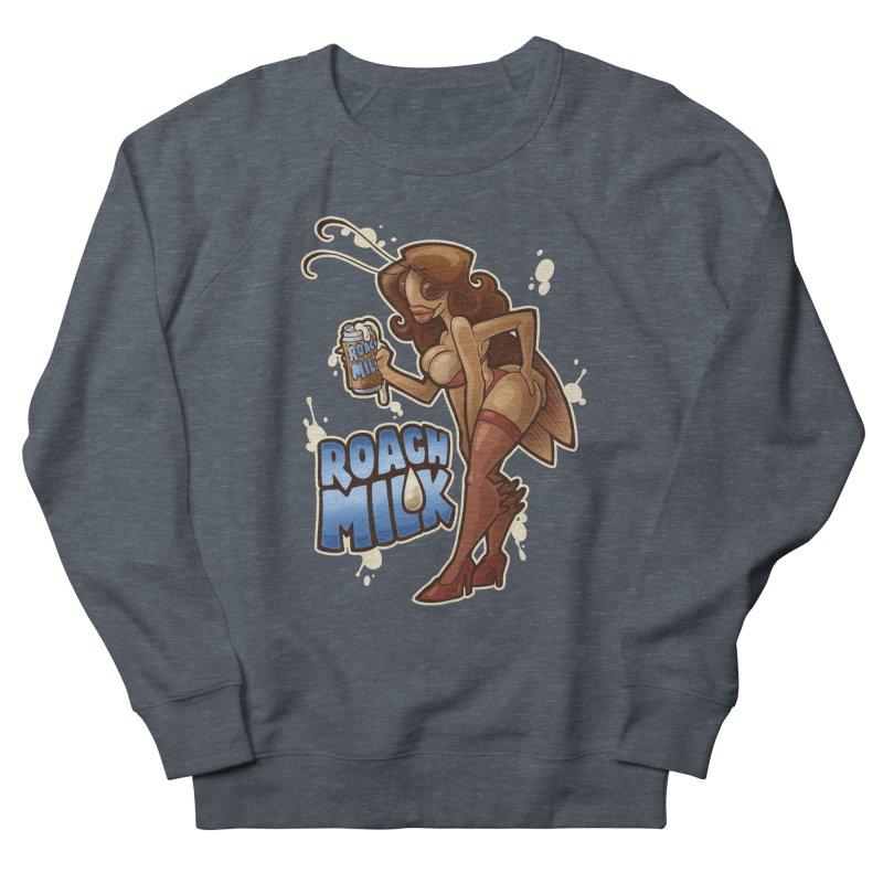 Roach Milk Men's Sweatshirt by Marty's Artist Shop