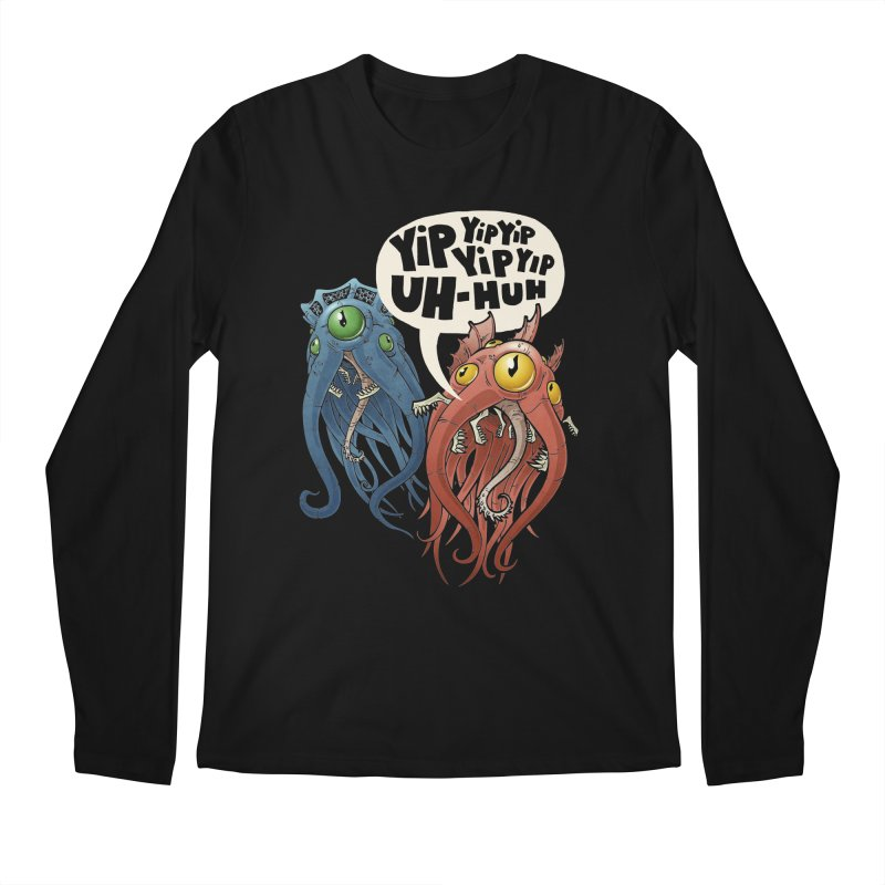 Affirmative Horrors Men's Longsleeve T-Shirt by Marty's Artist Shop