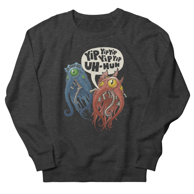 Affirmative Horrors Women's Sweatshirt by Marty's Artist Shop