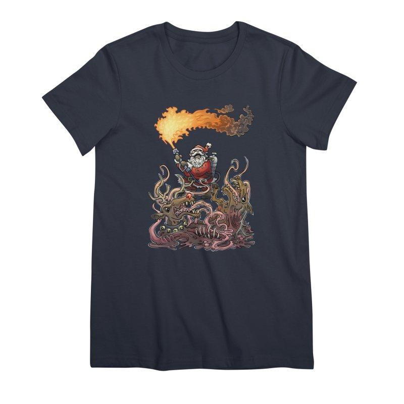 The Thingmas Women's Premium T-Shirt by Marty's Artist Shop