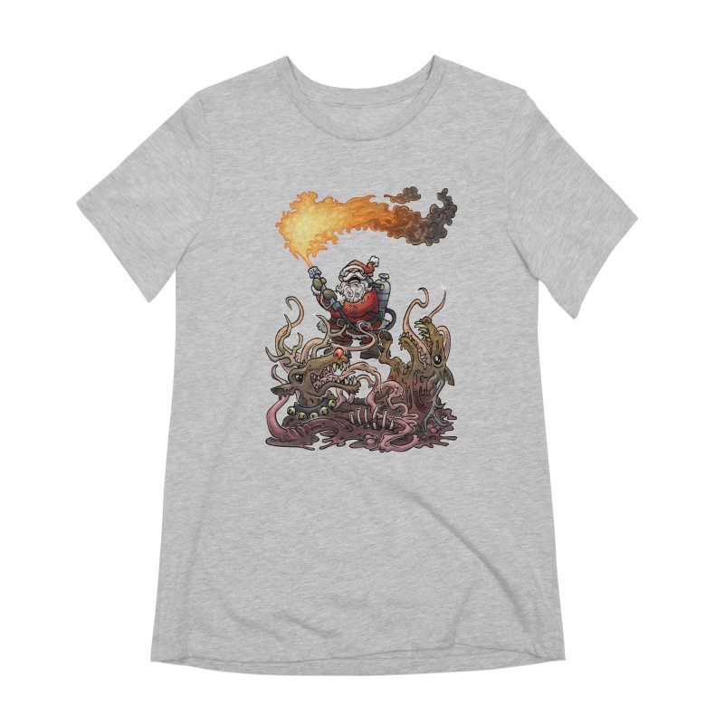 The Thingmas Women's Extra Soft T-Shirt by Marty's Artist Shop