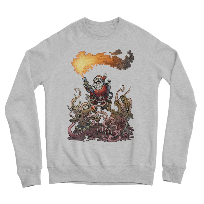The Thingmas Men's Sponge Fleece Sweatshirt by Marty's Artist Shop