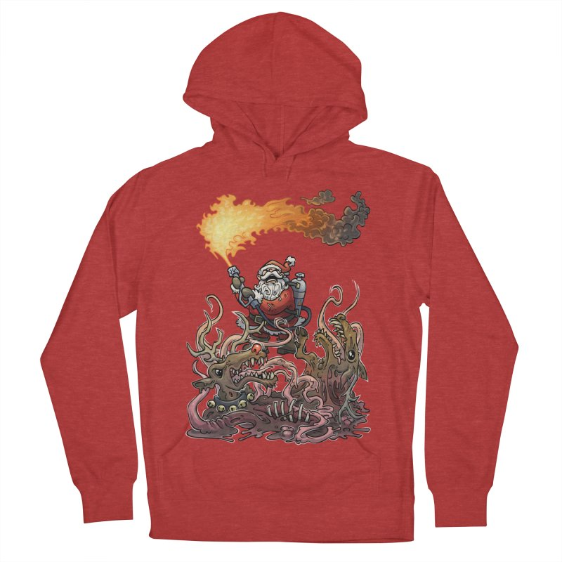 The Thingmas Women's French Terry Pullover Hoody by Marty's Artist Shop