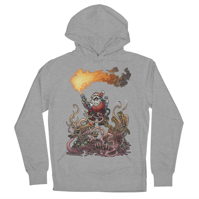 The Thingmas Men's French Terry Pullover Hoody by Marty's Artist Shop