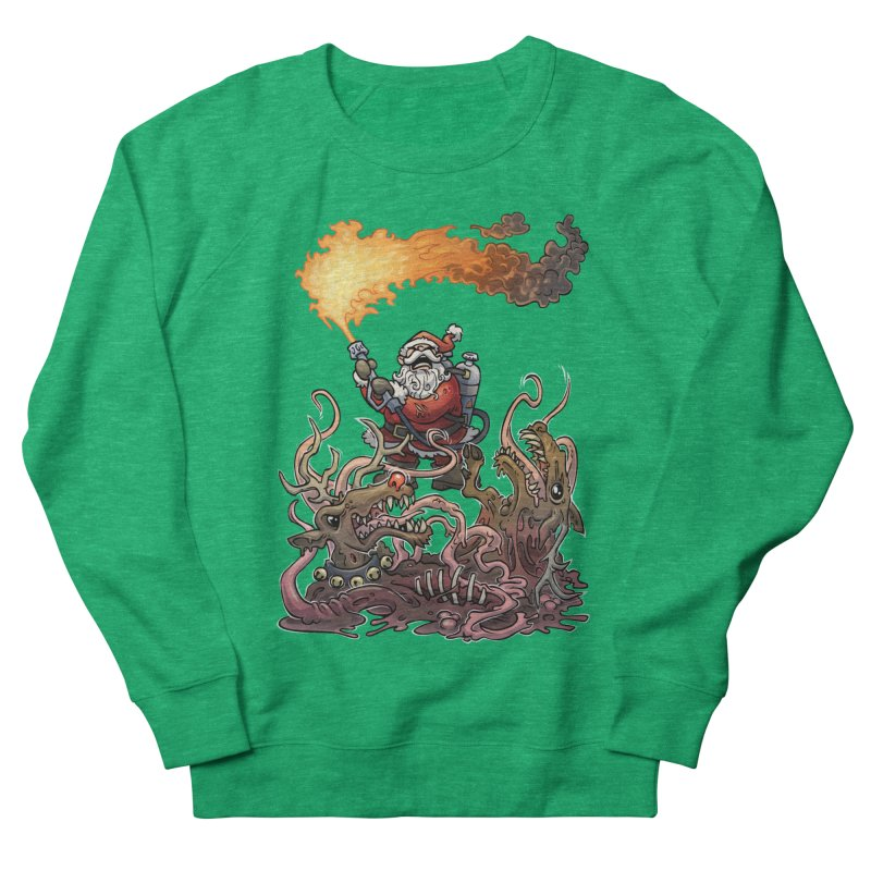 The Thingmas Men's French Terry Sweatshirt by Marty's Artist Shop
