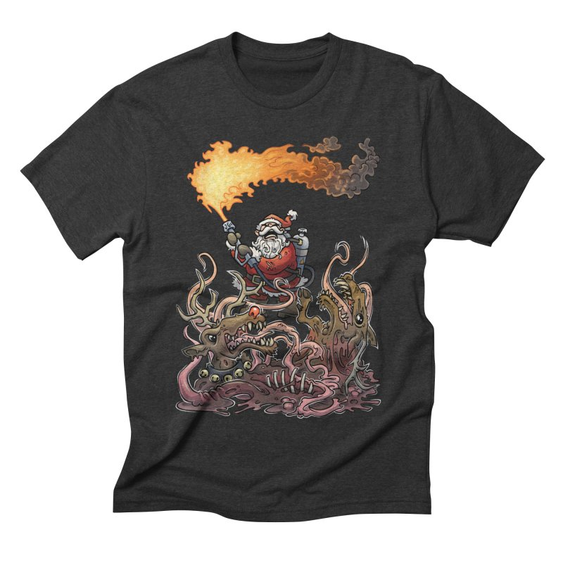 The Thingmas Men's Triblend T-Shirt by Marty's Artist Shop