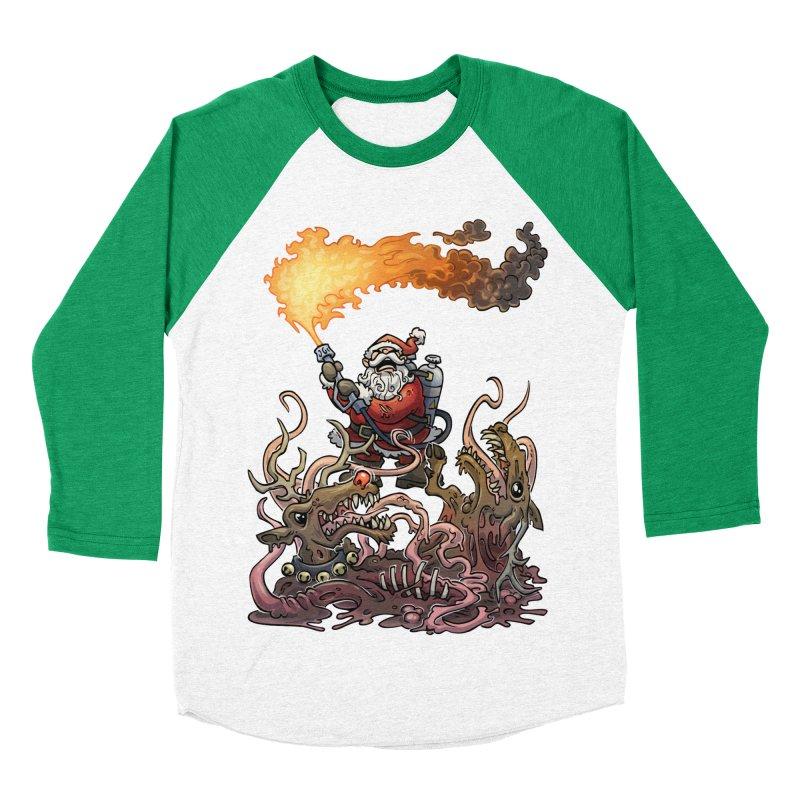 The Thingmas Women's Baseball Triblend Longsleeve T-Shirt by Marty's Artist Shop