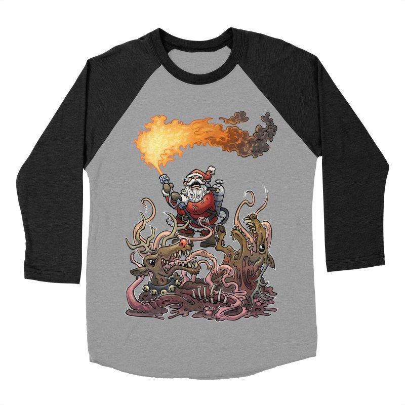 The Thingmas Men's Baseball Triblend Longsleeve T-Shirt by Marty's Artist Shop
