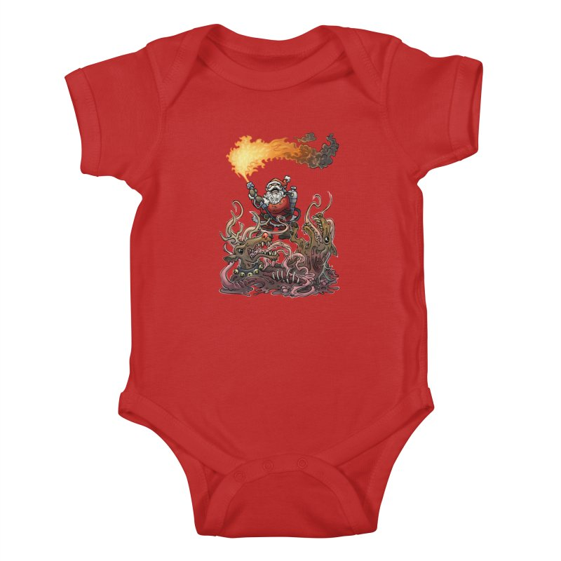 The Thingmas Kids Baby Bodysuit by Marty's Artist Shop