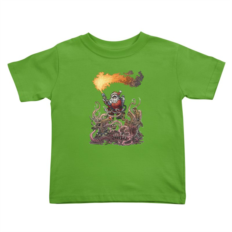 The Thingmas Kids Toddler T-Shirt by Marty's Artist Shop