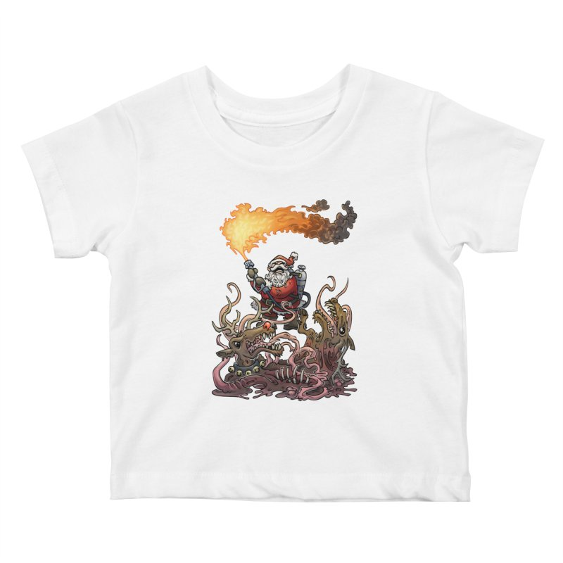 The Thingmas Kids Baby T-Shirt by Marty's Artist Shop