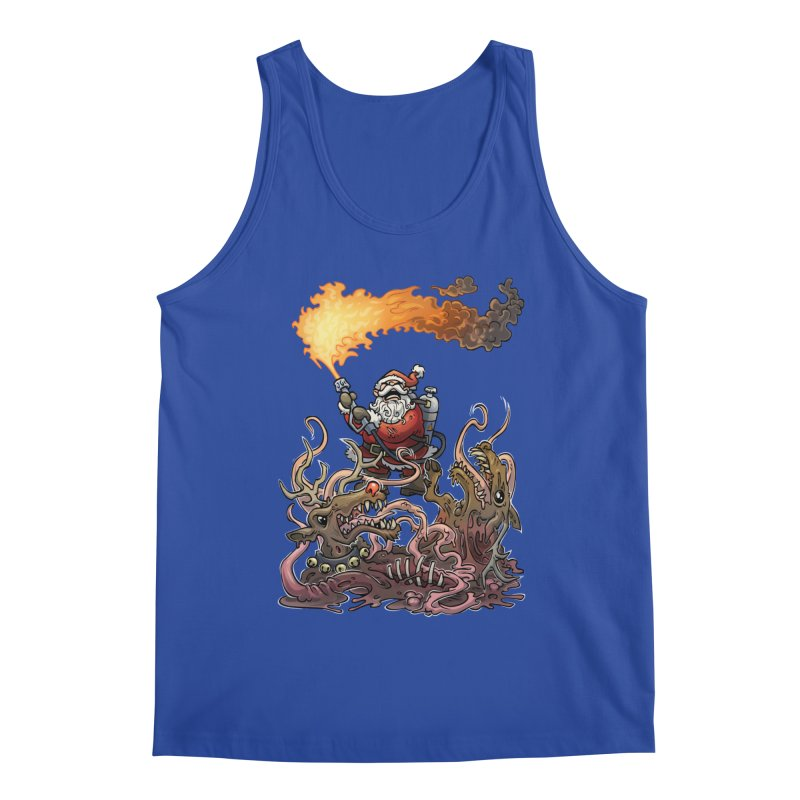 The Thingmas Men's Tank by Marty's Artist Shop