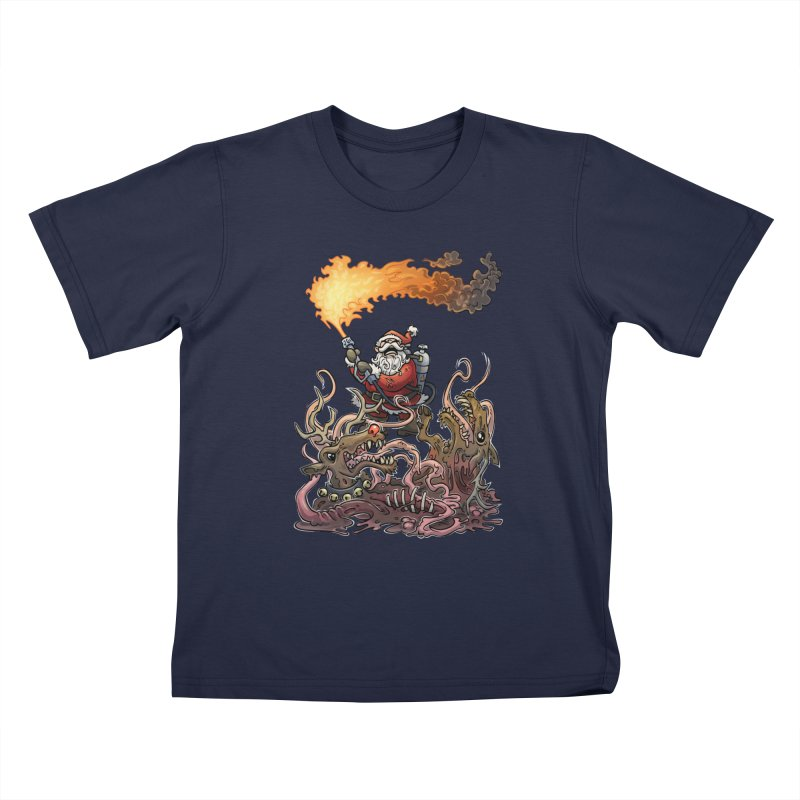 The Thingmas Kids T-Shirt by Marty's Artist Shop