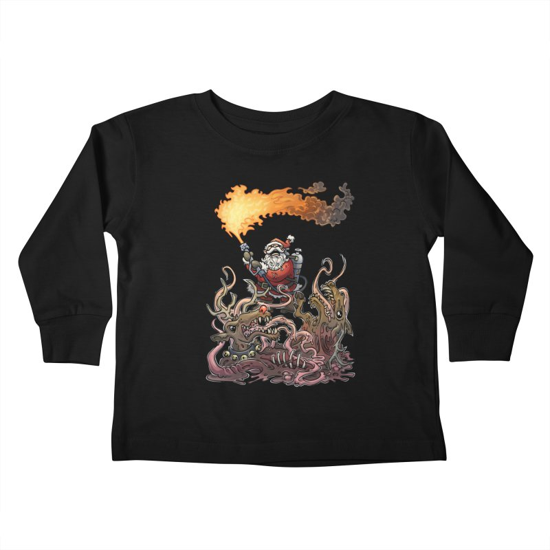 The Thingmas Kids Toddler Longsleeve T-Shirt by Marty's Artist Shop
