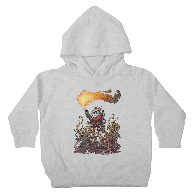 The Thingmas Kids Toddler Pullover Hoody by Marty's Artist Shop