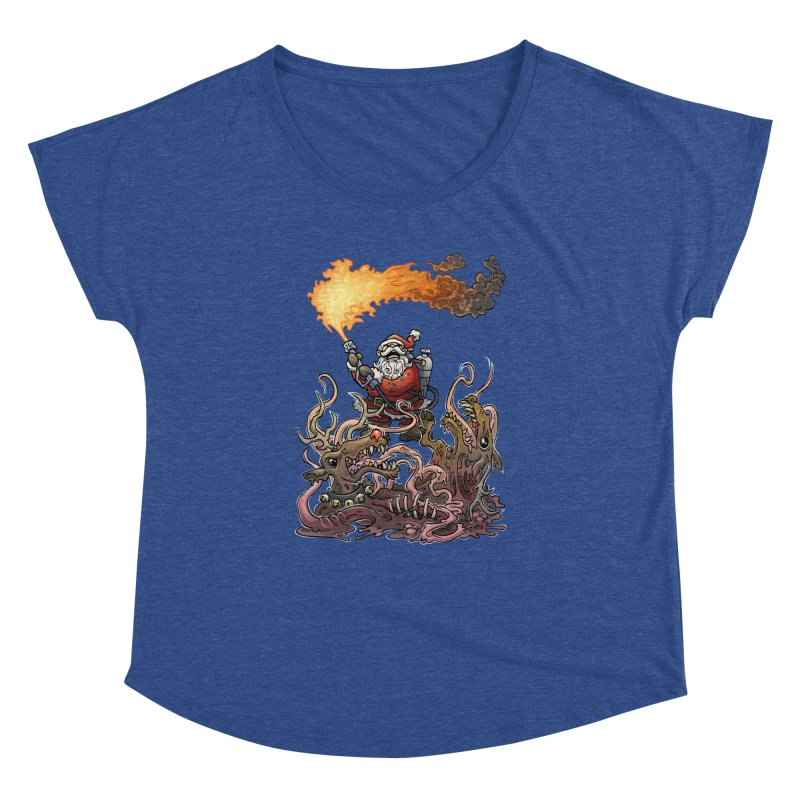 The Thingmas Women's Dolman Scoop Neck by Marty's Artist Shop