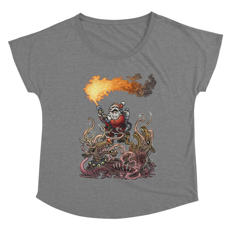 The Thingmas Women's Scoop Neck by Marty's Artist Shop