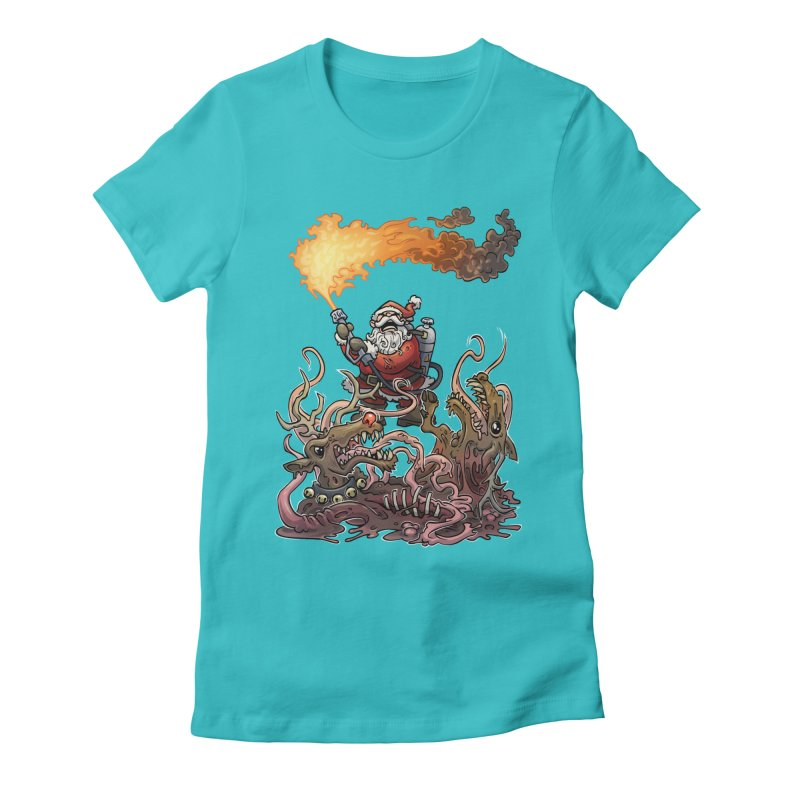 The Thingmas Women's T-Shirt by Marty's Artist Shop