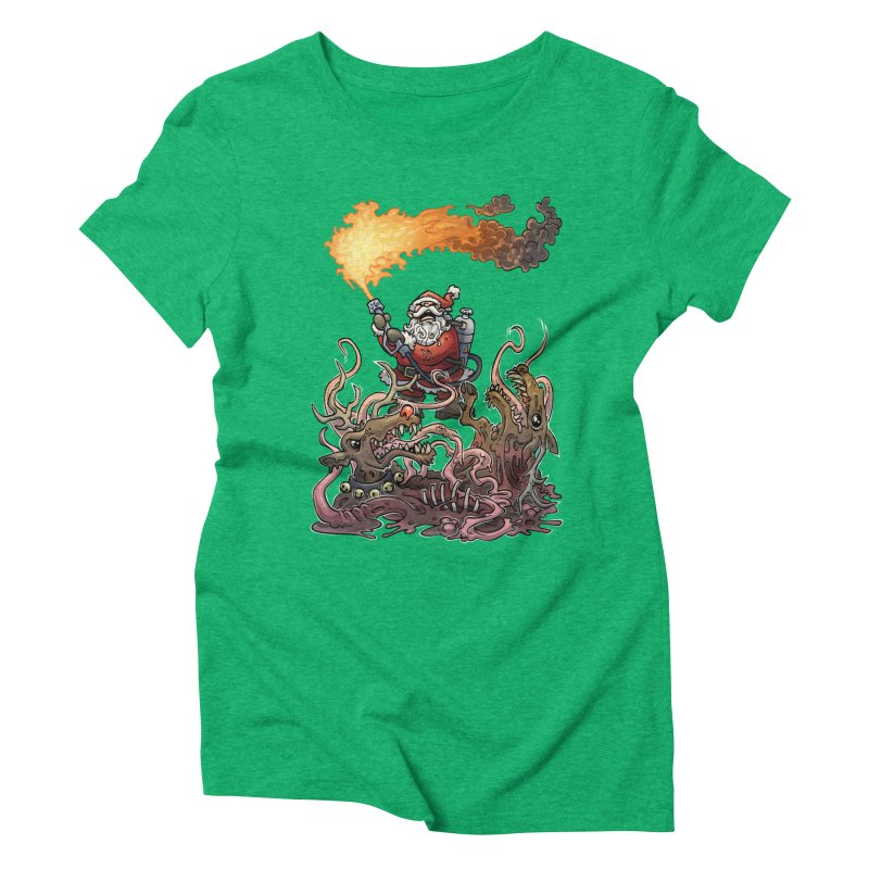 The Thingmas Women's Triblend T-Shirt by Marty's Artist Shop