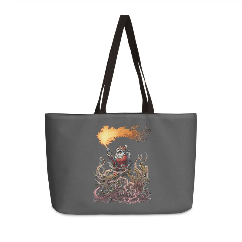 The Thingmas Accessories Weekender Bag Bag by Marty's Artist Shop