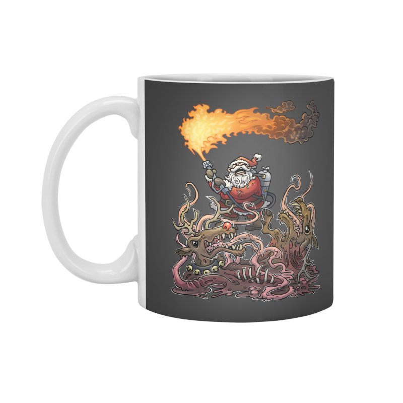 The Thingmas Accessories Standard Mug by Marty's Artist Shop