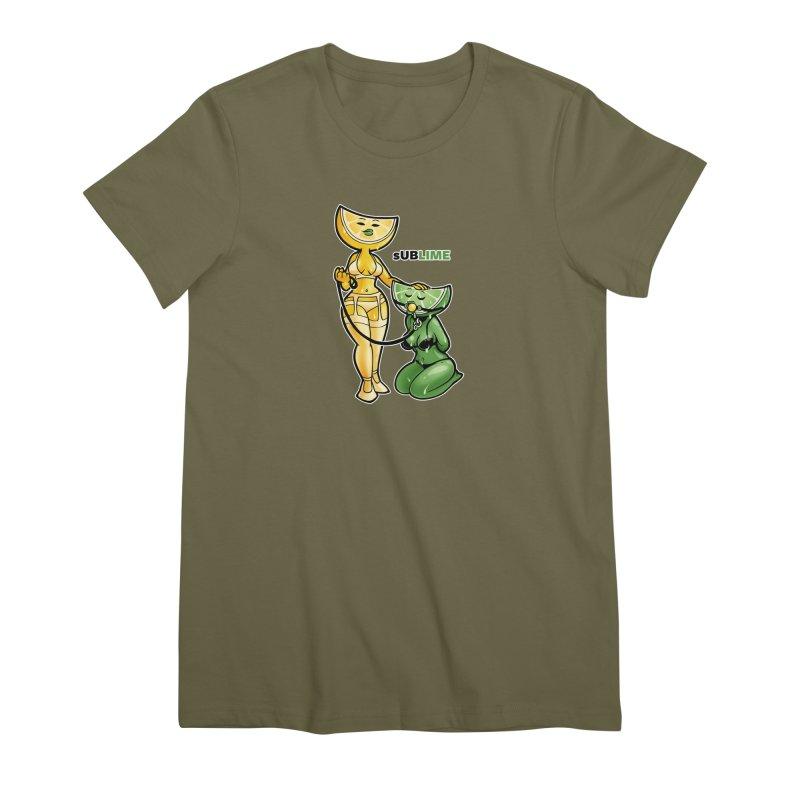 sUBLIME Women's Premium T-Shirt by Marty's Artist Shop