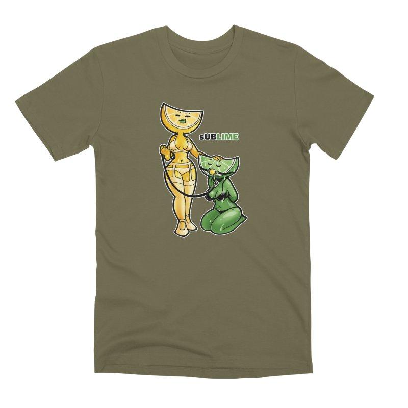 sUBLIME Men's Premium T-Shirt by Marty's Artist Shop