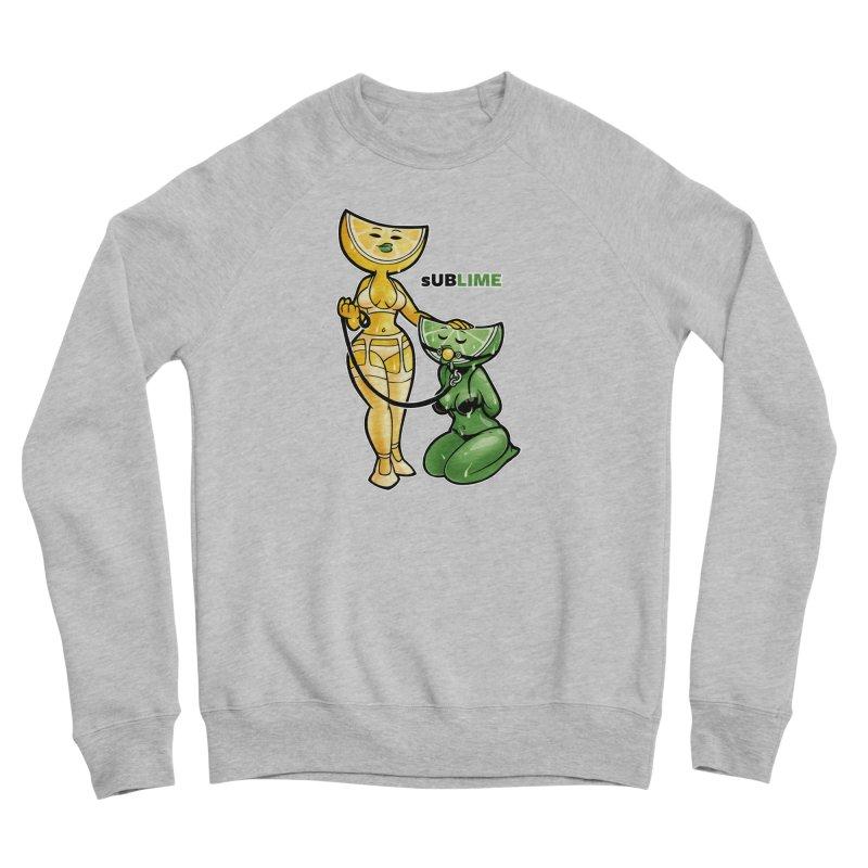 sUBLIME Women's Sponge Fleece Sweatshirt by Marty's Artist Shop
