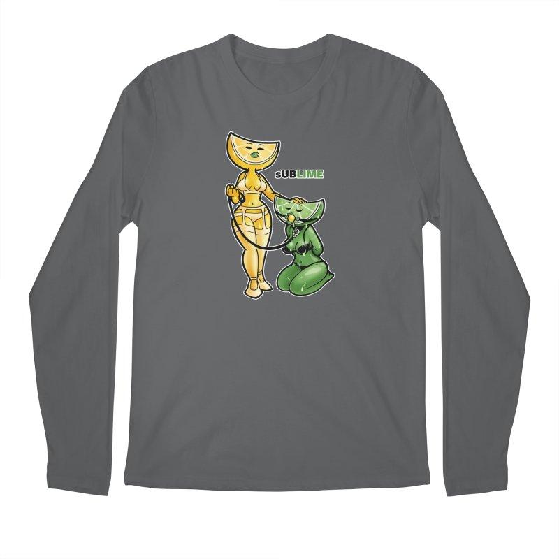 sUBLIME Men's Longsleeve T-Shirt by Marty's Artist Shop