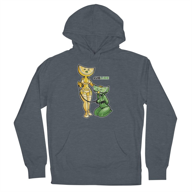 sUBLIME Women's French Terry Pullover Hoody by Marty's Artist Shop