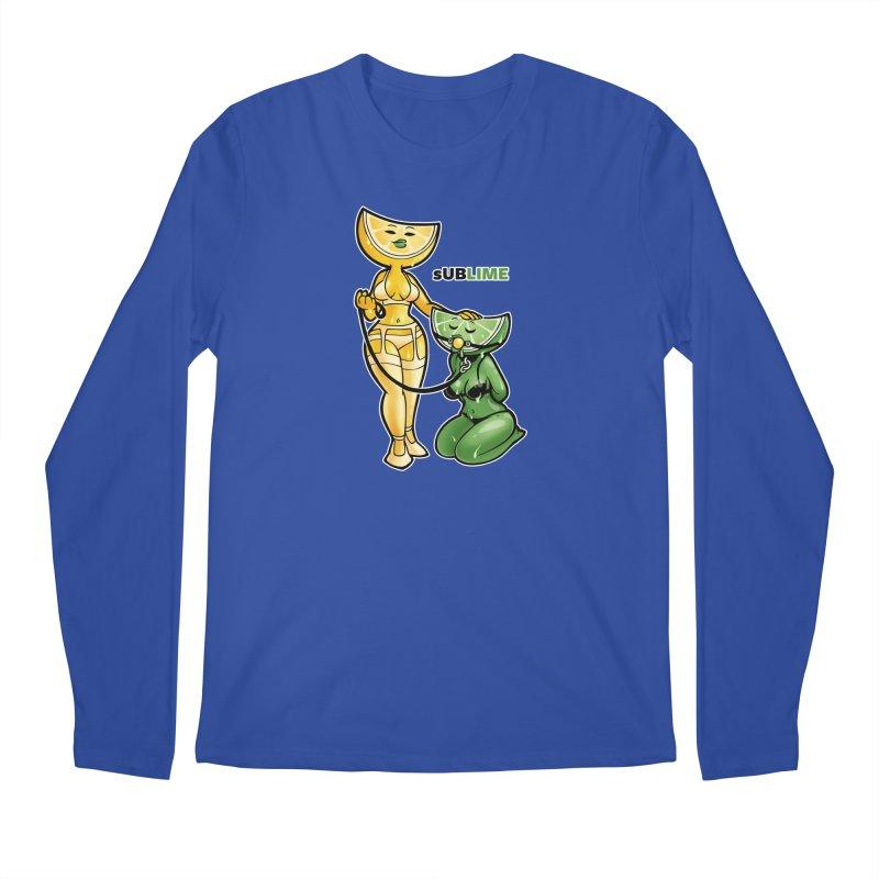 sUBLIME Men's Regular Longsleeve T-Shirt by Marty's Artist Shop