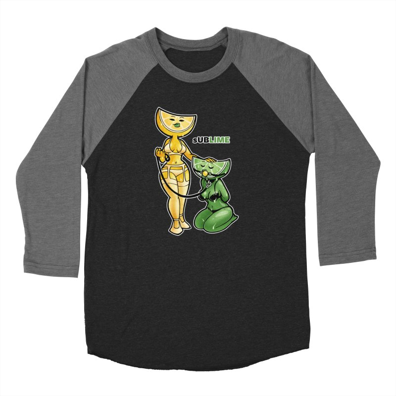 sUBLIME Women's Baseball Triblend Longsleeve T-Shirt by Marty's Artist Shop