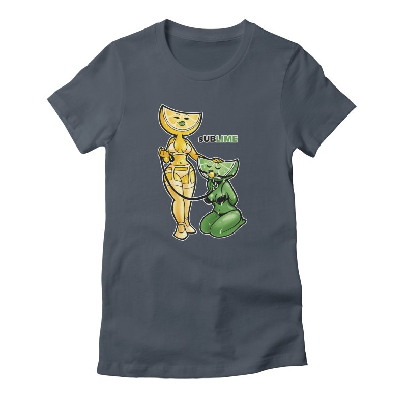 sUBLIME Women's T-Shirt by Marty's Artist Shop