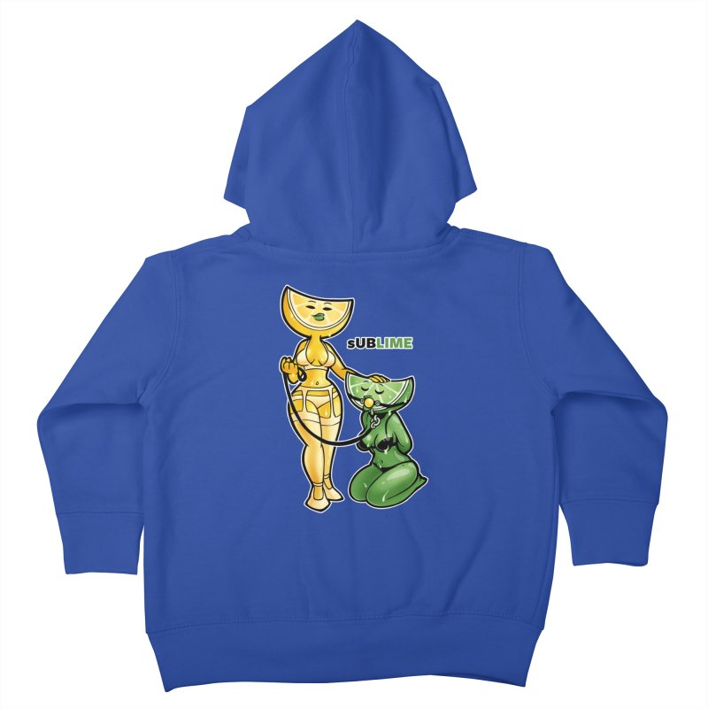 sUBLIME Kids Toddler Zip-Up Hoody by Marty's Artist Shop