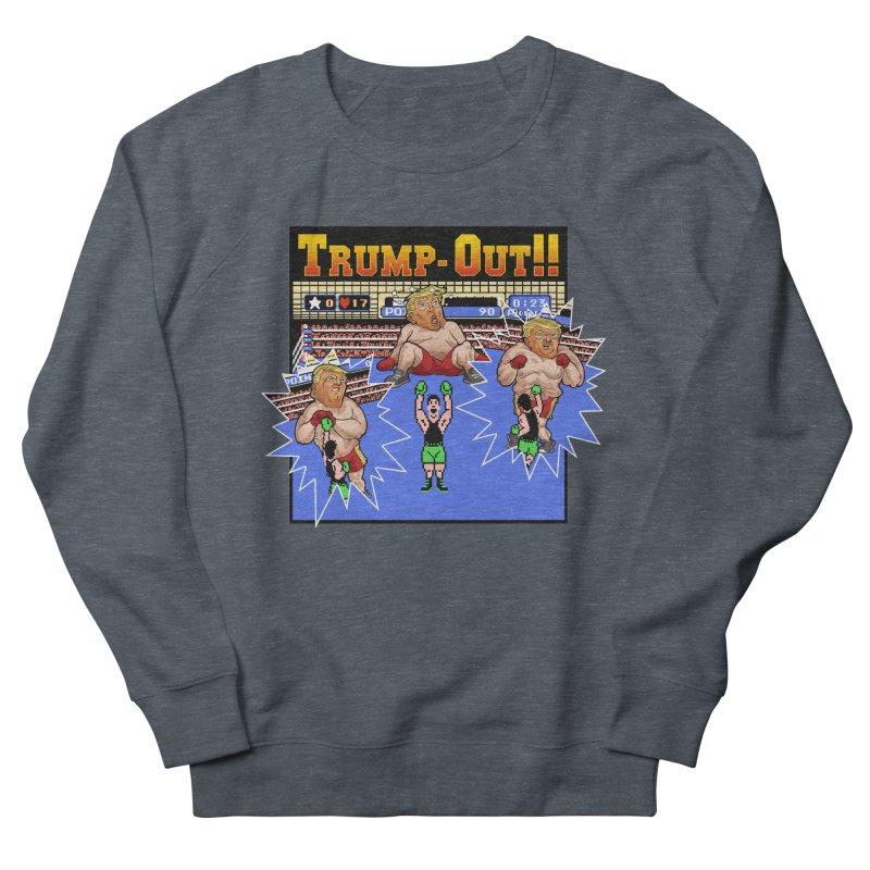 Trump-Out!! Women's Sweatshirt by Marty's Artist Shop