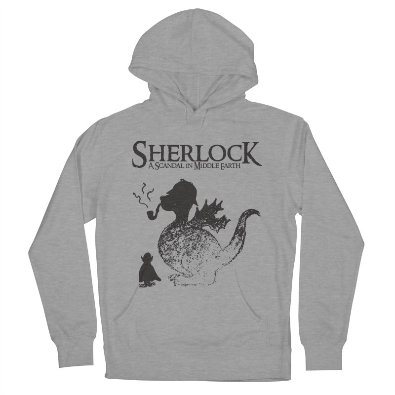 Sherlock: A Scandal in Middle-earth Men's Pullover Hoody by marv42's Artist Shop