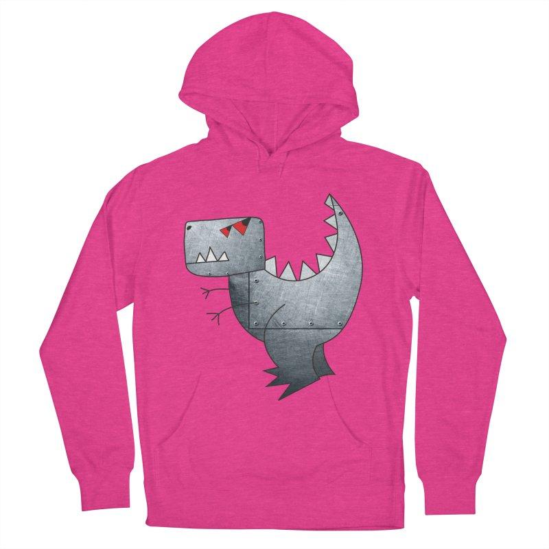 Dinobot Women's Pullover Hoody by marv42's Artist Shop