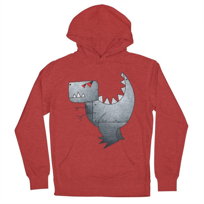 Dinobot Men's Pullover Hoody by marv42's Artist Shop