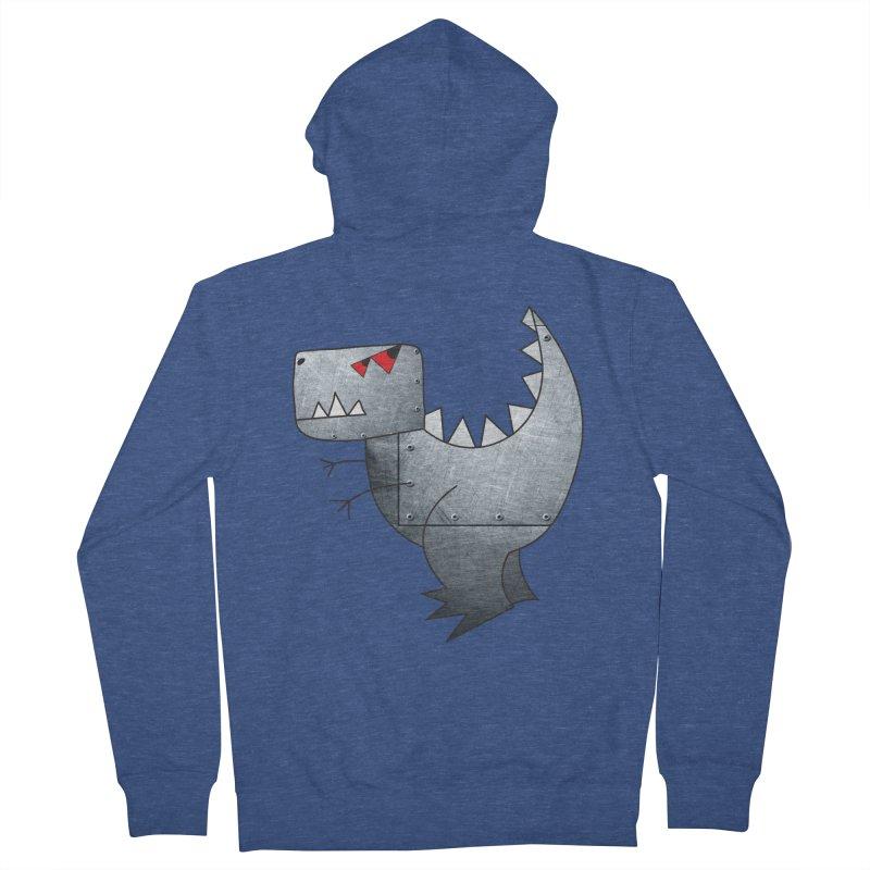 Dinobot Women's Zip-Up Hoody by marv42's Artist Shop