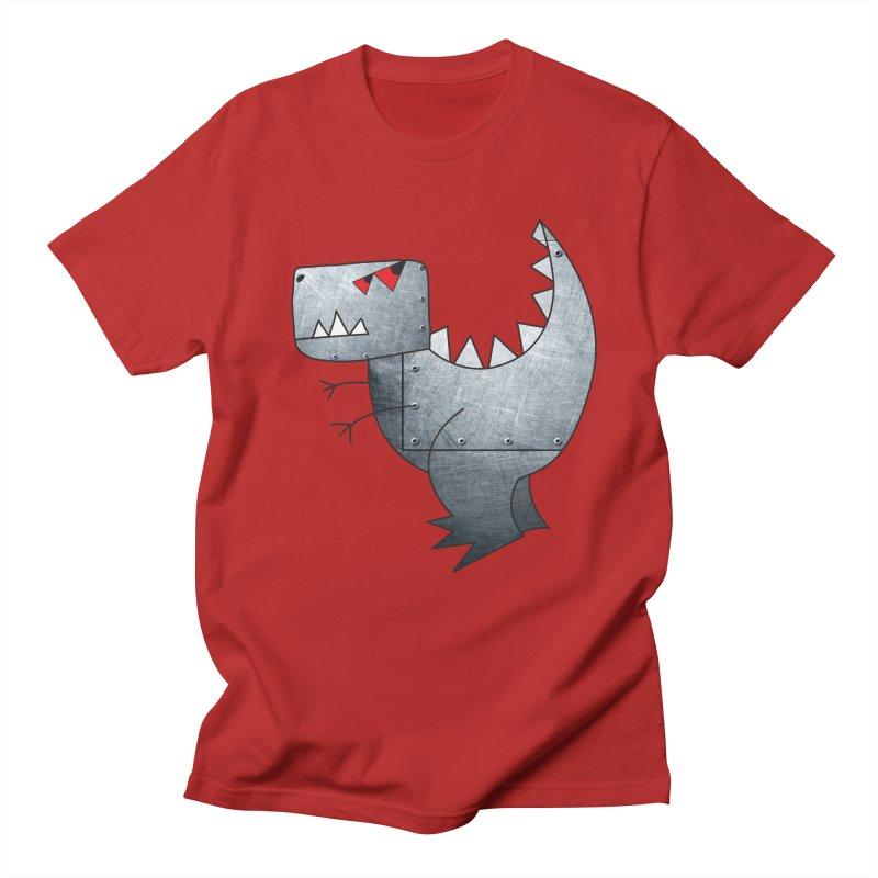 Dinobot Men's T-shirt by marv42's Artist Shop