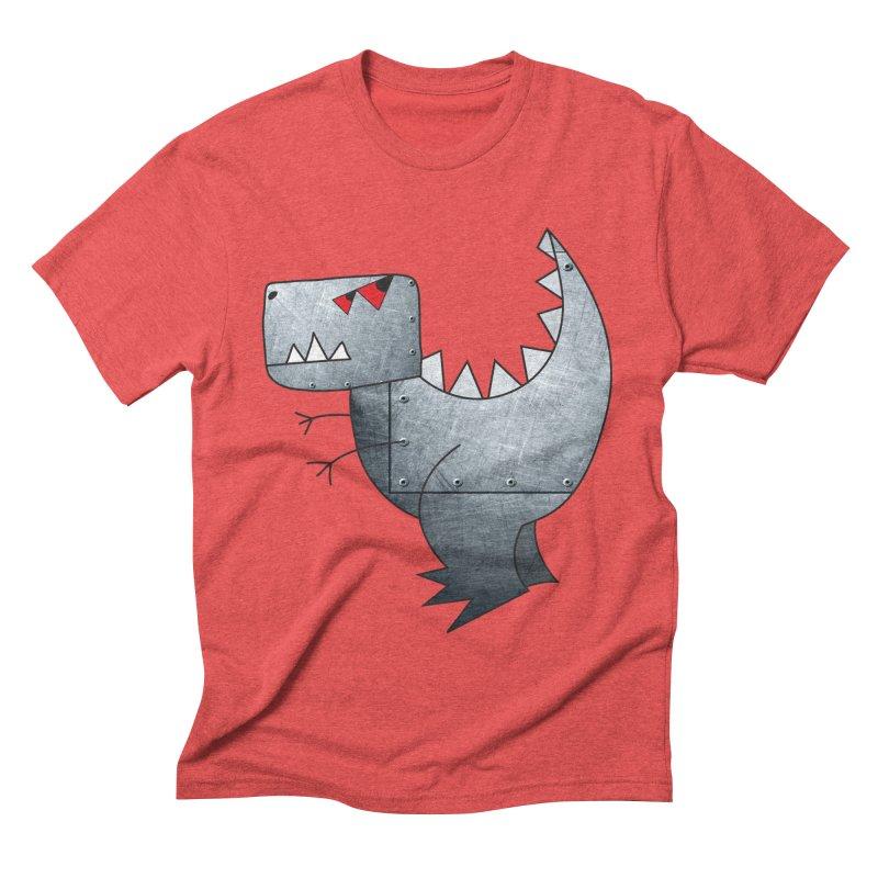 Dinobot Men's Triblend T-shirt by marv42's Artist Shop