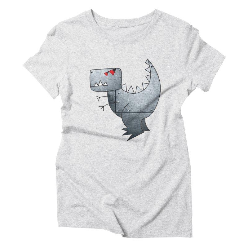 Dinobot Women's Triblend T-shirt by marv42's Artist Shop