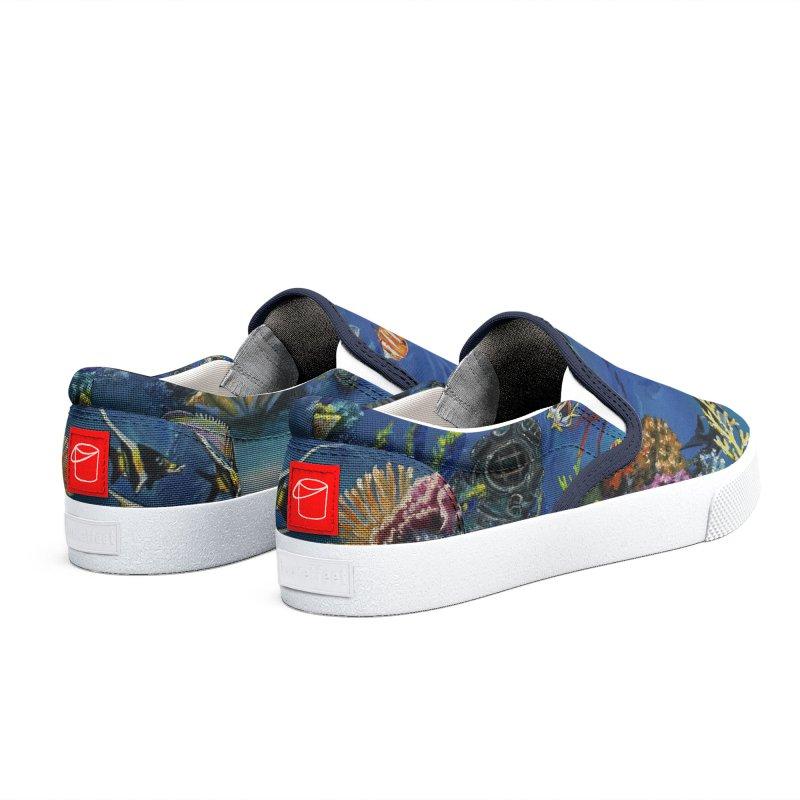 Coral Reef Men's Shoes by maryannartdotcom's Artist Shop