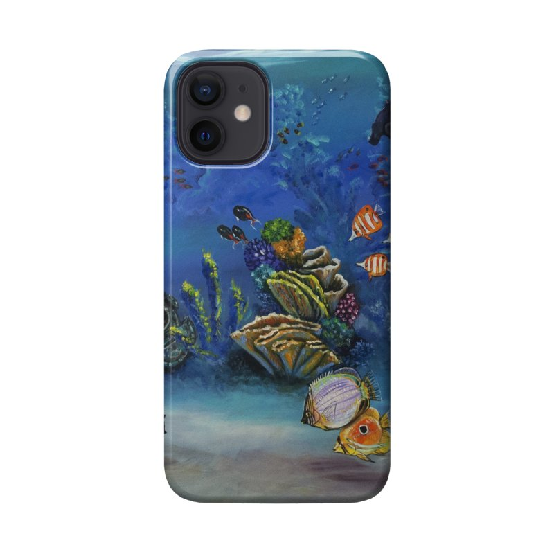 Coral Reef Accessories Phone Case by maryannartdotcom's Artist Shop