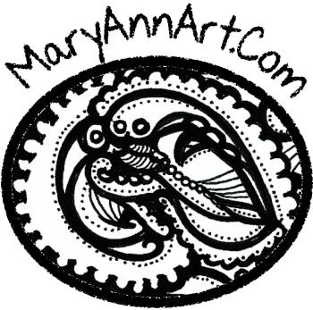 maryannartdotcom's Artist Shop Logo
