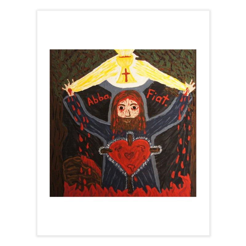 Gethsemane Home Fine Art Print by Mary Kloska Fiat's Artist Shop