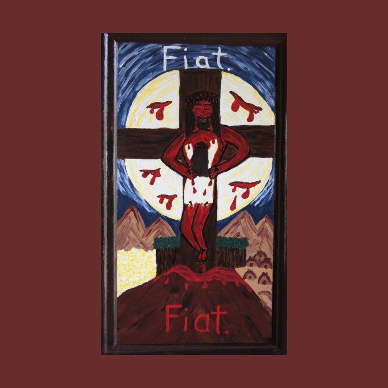 Indwelling Eucharistic Love Home Framed Fine Art Print by Mary Kloska Fiat's Artist Shop
