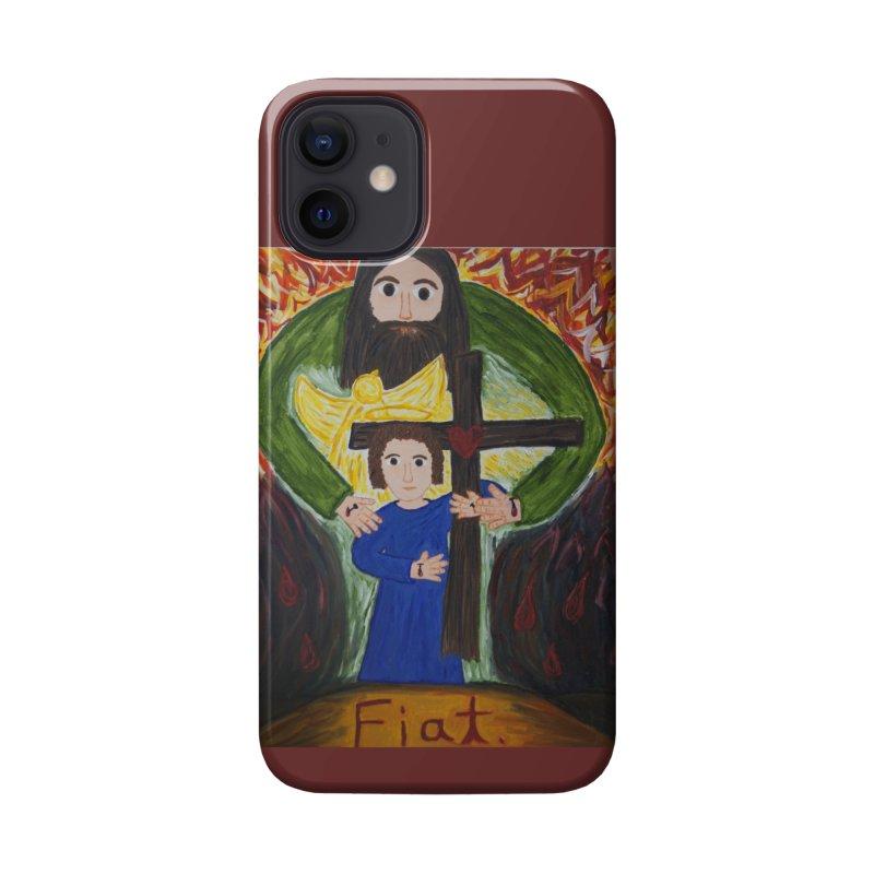Trinity Accessories Phone Case by Mary Kloska Fiat's Artist Shop